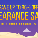 HOME EVER INC - Save Up to 75% on Clearance