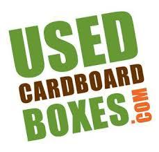 Used Cardboard Boxes Inc. - NEWCUSTOMER