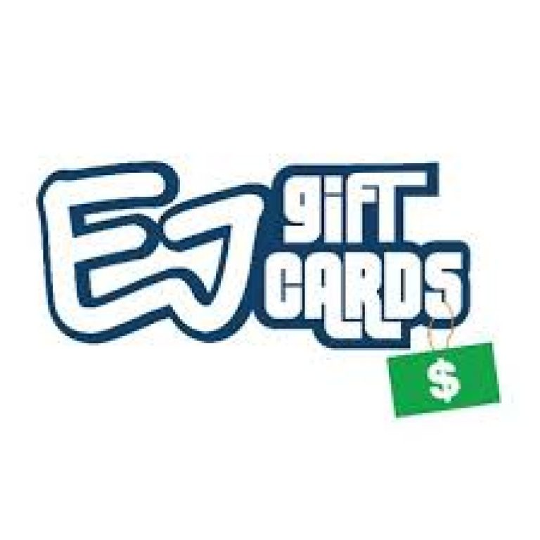 EJ Gift Cards - Get $5 Off Your First Purchase With Email Signup at EJGiftCards.com!