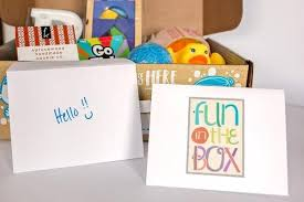 Shop Games/Toys at Fun In The Box