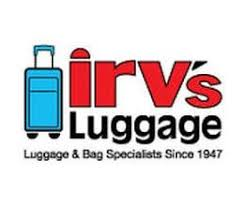 Shop Travel at Irv's Luggage